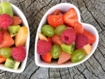 La alergia a las frutas ha aumentado un 34% en diez años