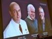 Trío galardonado con el Premio Nobel de Medicina por descubrir el virus de la hepatitis C