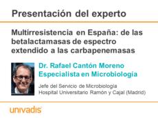 Multirresistencia en España: de las betalactamasas de espectro extendido a las carbapenemasas