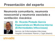 Neumonía comunitaria, neumonía nosocomial y neumonía asociada a ventilación mecánica