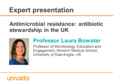Antimicrobial resistance: antibiotic stewardship in the UK