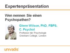 Wen nennen Sie einen Psychopathen?