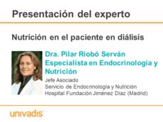 Nutrición en el paciente en diálisis