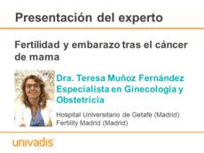 Fertilidad y embarazo tras el cáncer de mama