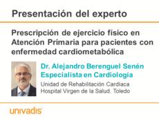 Prescripción de ejercicio físico en Atención Primaria para pacientes con enfermedad cardiometabólica