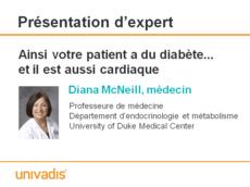 Ainsi votre patient a du diabète ... et il est aussi cardiaque