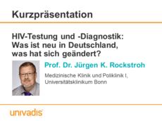 HIV-Testung und -Diagnostik: Was ist neu in Deutschland, was hat sich geändert?