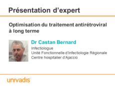 Maintien et optimisation au long cours du traitment antirétroviral