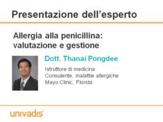 Allergia alla penicillina: valutazione e gestione