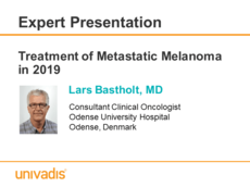Treatment of Metastatic Melanoma in 2019