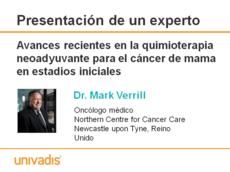Avances recientes en la quimioterapia neoadyuvante para el cáncer de mama en estadios iniciales