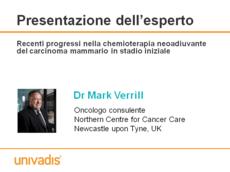 Recenti progressi nella chemioterapia neoadiuvante del carcinoma mammario in stadio iniziale