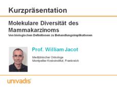 Molekulare Diversität des Mammakarzinoms Von biologischen Definitionen zu Behandlungsimplikationen